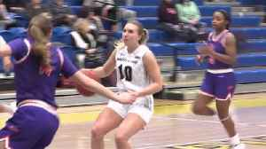 Lady 'Dons Snap Four Game Skid with Win Over Evansville [Video]