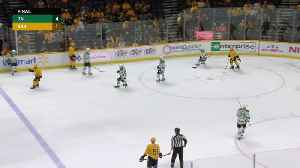 Nashville Predators vs. Dallas Stars - Game Highlights [Video]