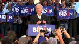 Texas a linchpin in Biden's Super Tuesday strategy [Video]