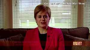 British parties divided over Scottish independence [Video]