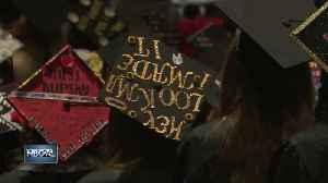 UW-GB 100th Commencement ceremony [Video]