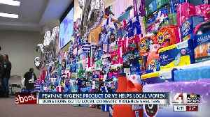 Donation drive aims to help domestic violence survivors [Video]