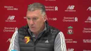 'We made life difficult for Liverpool' [Video]