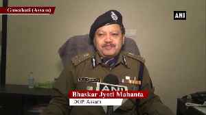 Curfew continues in some districts of Assam but situation is better DGP [Video]