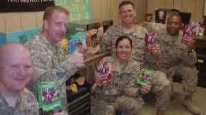 Metro Detroit teen raising money to send Girl Scout cookies to troops overseas [Video]