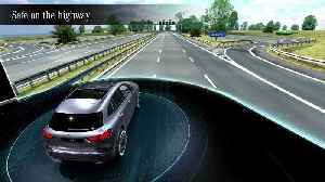 The new Mercedes-Benz GLA Edition - Safe on the highway [Video]