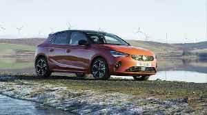 Vauxhall Corsa Elite Exterior Design [Video]