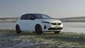 Vauxhall Corsa SRi Exterior Design [Video]
