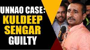 News video: Unnao case: MLA Kuldeep Sengar convicted, sentencing on 19th December |OneIndia News