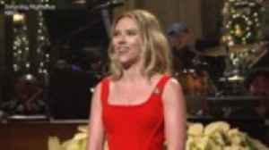 'SNL' Recap: Scarlett Johansson Takes Over, 'Marriage Story' Gets Parodied | THR News [Video]