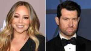 Mariah Carey and Billy Eichner Bring Christmas Spirit to 'Billy on the Street' | THR News [Video]
