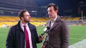 Week 15: Joe B and Matt Bove discuss the Bills' playoff-clinching win over the Steelers [Video]