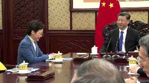 China's Xi vows support for Hong Kong leader during 'most difficult' time [Video]