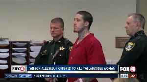 Wade Wilson accused of offering to kill Tallahassee woman [Video]