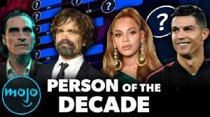 Person of the DECADE! [Video]