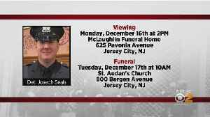 Funeral For Fallen Jersey City Detective To Be Held Tuesday [Video]