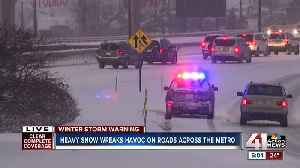 Winter weather team coverage [Video]