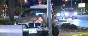 Police: Suspected DUI crash kills 1 on Boulder Highway near Tropicana [Video]