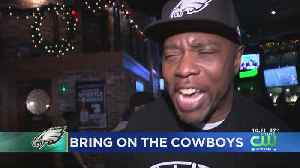 Eagles Fans Optimistic About Birds' Playoff Chance Ahead Of Week 16 Showdown With Cowboys [Video]