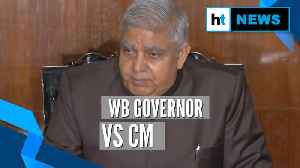 News video: 'Sickening concept': West Bengal Governor on CM Mamata's anti-CAA ads
