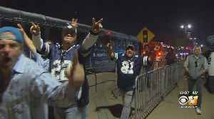 News video: Cowboys Fans Celebrate Big Win Against Rams, But Still Feel Team Needs New Coach