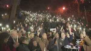 Vigil Held For Slain Barnard College Student [Video]