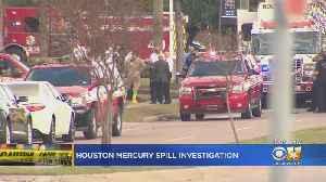 FBI Investigating 3 Separate Mercury Spills In West Houston [Video]