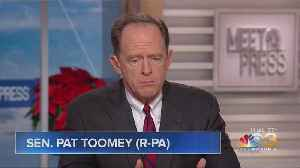 Sen. Pat Toomey Weighs In On Process With President Trump Impeachment Vote Expected [Video]