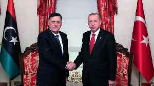 Turkish legislators to sign off on Libya military support deal [Video]