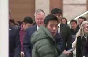 U.S. envoy brushes off North Korea's deadline [Video]