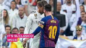 Here are some quick facts about this week's 'El Clásico' match [Video]