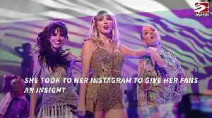 Taylor Swift's Exclusive Birthday Bash! [Video]