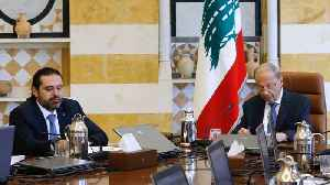 Lebanon's president delays consultations to name prime minister