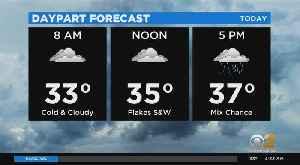 New York Weather: 12/16 Monday Morning Forecast [Video]