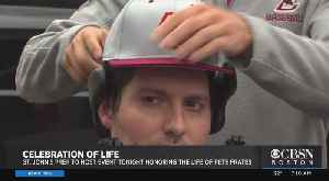 St. John's Prep To Hold 'Celebration Of Life' For Pete Frates [Video]