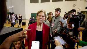 Warren Forth In Iowa And NH [Video]