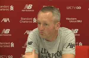 Critchley says Liverpool youngsters well prepared for Villa test [Video]