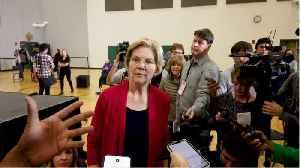 Warren Is The Lowest Rated Democrat [Video]