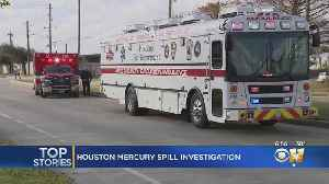 Man Being Questioned By FBI After 3 Mercury Spills In Houston [Video]