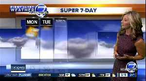 Monday Super 7-Day Forecast [Video]