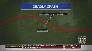 Man Dead Following Crash In Westmoreland County [Video]