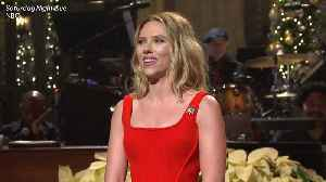 News video: 'SNL' Recap: Scarlett Johansson Takes Over, 'Marriage Story' Gets Parodied | THR News