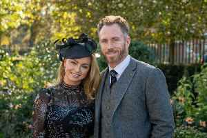 James and Ola Jordan expecting a baby girl [Video]