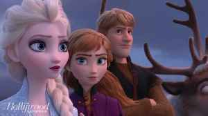 'Frozen 2' Surpasses $1B Mark at the Global Box Office | THR News [Video]