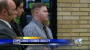 Man found guilty of murdering Eugene security guard [Video]