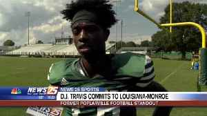 Former Poplarville standout D.J. Travis commits to Louisiana-Monroe [Video]