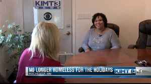 No Longer Homeless for the Holidays [Video]