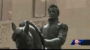 Plaques indicating Andrew Jackson owned slaves to be added to statues at Jackson County Courthouses [Video]
