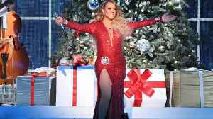 Mariah Carey's 'All I Want For Christmas Is You' tops 'Billboard' Hot 100 [Video]