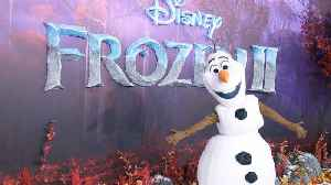 'Frozen 2' becomes Disney's sixth billion dollar film [Video]